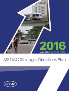 MPOAC Strategic Directions Plan Cover - Documents